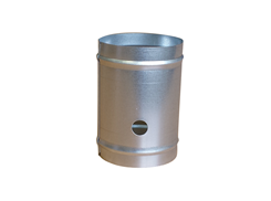 Metal Cylinder With Small Hole