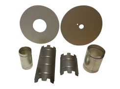 PKR Ltd Products - Reel Components